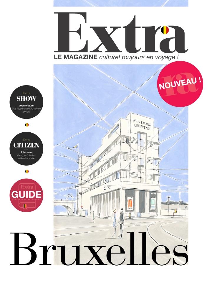 Extra 1 Bruxelles couverture